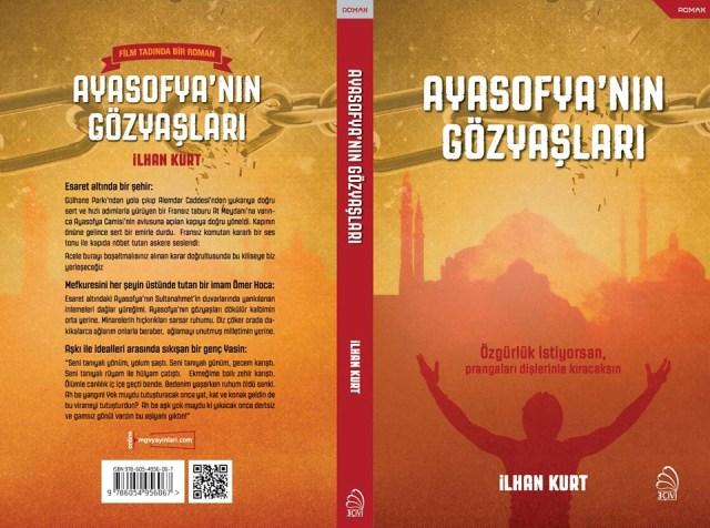 Ayasofya'nın Gözyaşları Romanı Çıktı