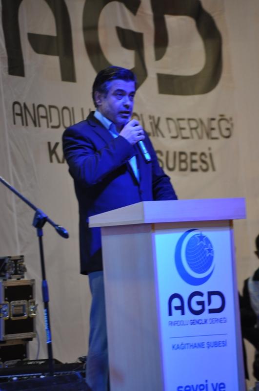 AGD Kağıthane İlçe Başkanı Cihan Koçyiğit