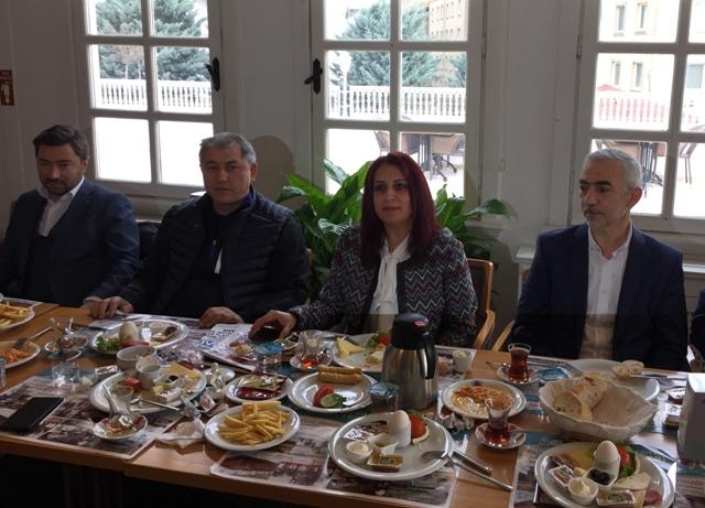 AK Parti Kağıthane İlçe Başkanlığı 10 Ocak Çalışan Gazeteciler Günü