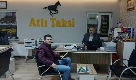 Atlı Taksi Sahibi Gürsoy Atlı ile Taksicilik Mesleğini ve 12 Mart 2015 UKOME kararlarını konuştuk Ahmet Albayrak