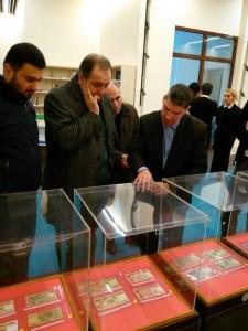 Gültepe Kültür Merkezi Numismatik Sergi Hasan Göç