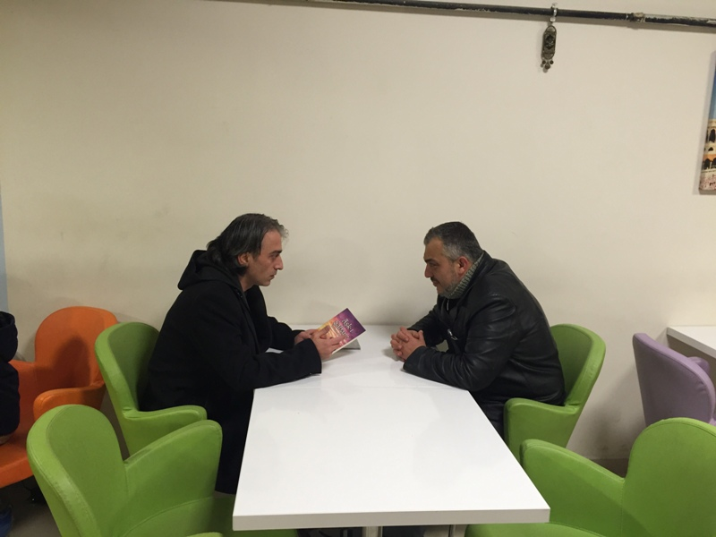 Mehmet Karadağ-Ayetullah Coşkun Röportaj