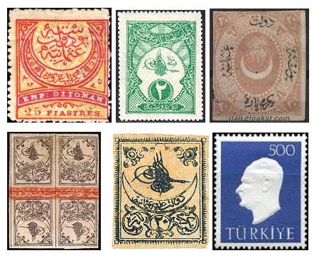 Osmanlı'da Postaları