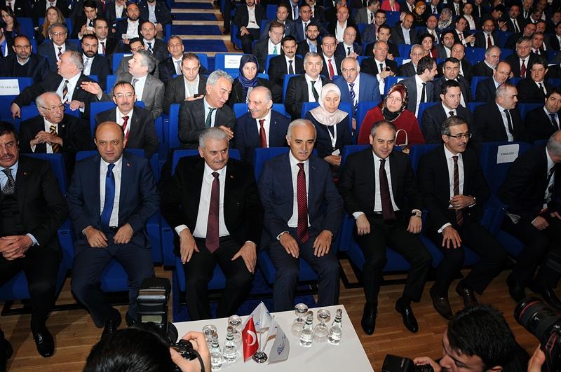Uydu, Uzay ve Teknoloji Günleri İstanbul Haliç Kongre Merkezi