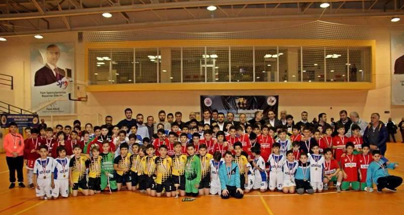 Junior Cup Miniminik Futbol Turnuvası Kağıthane