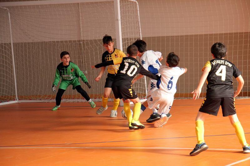 Junior Cup Miniminik Futbol Turnuvası Müsabakası