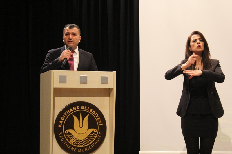 Kağıthane Halk Eğitim Müdürü Hüseyin Çömlek Kadın Şefleri Akademisi-1