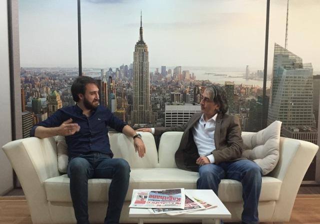 Kaan Güler-Ayetullah Coşkun Hasbahçe Röportaj