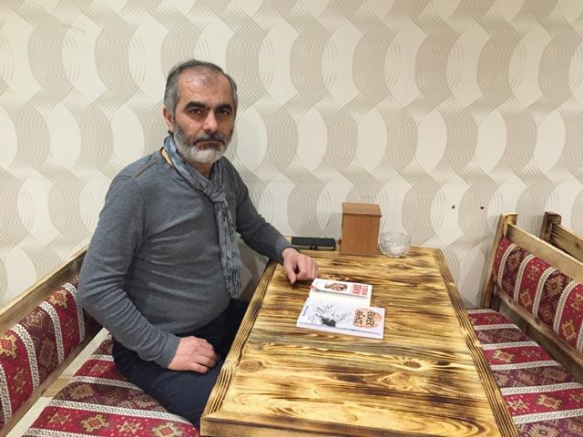 Şair Yazar Mehmet Akpınar