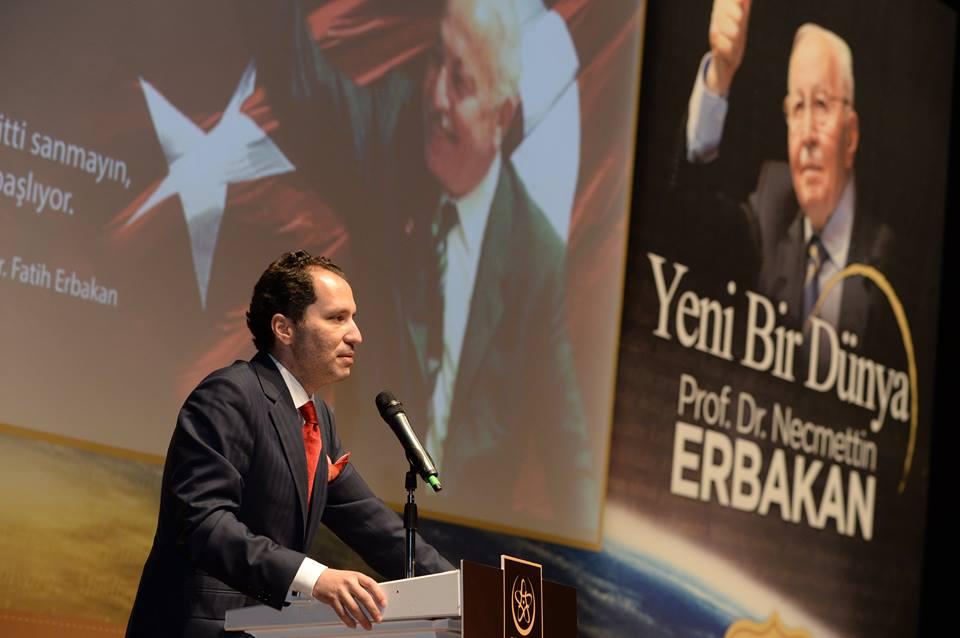 Erbakan Hoca Vefatının 5.Yıldönümünde Anıldı