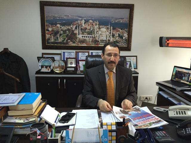 Hayati Yeşilyurt Hasbahçe Gazetesi Röportaj