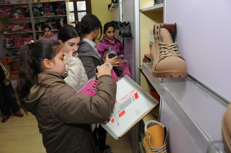 Kağıthane Sosyal Yardım Mağazası