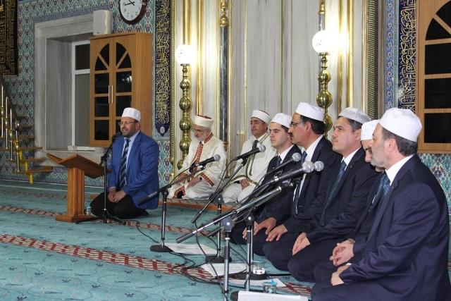 İstanbul Müftülüğü Regamı Düzenledi