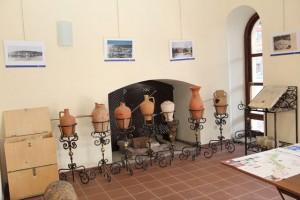 kağıthane şehir müzesi içi