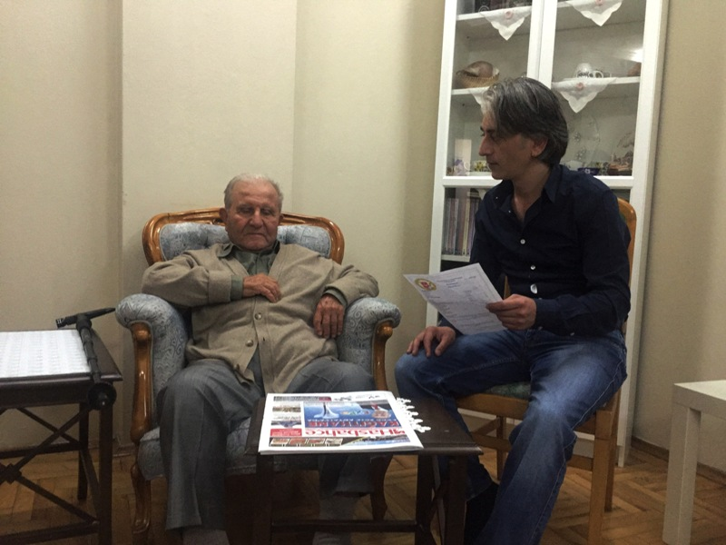 Dr. Necdet Özgelen Hasbahçe Gazetesi Röportaj