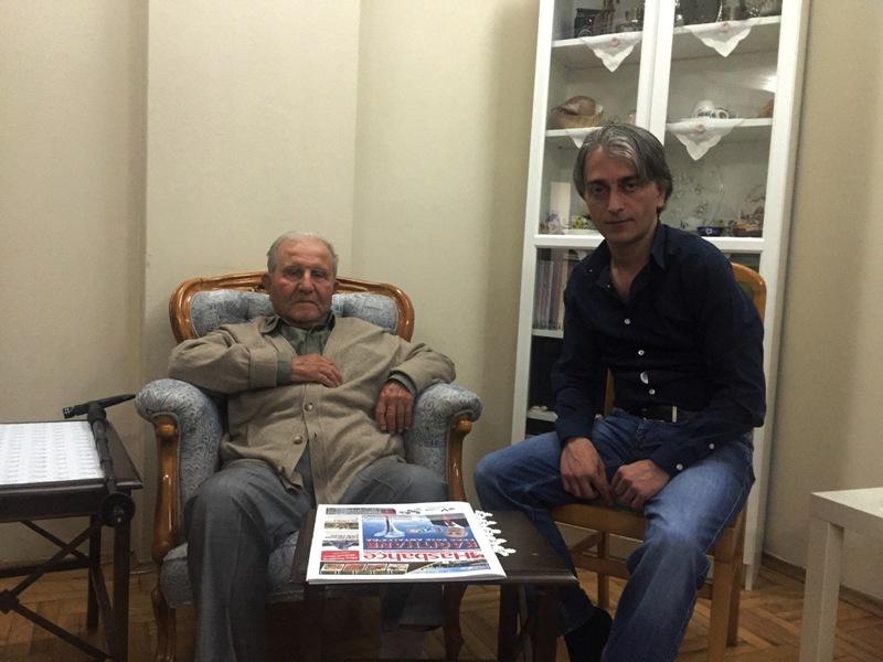Dr. Necdet Özgelen ile Röportaj
