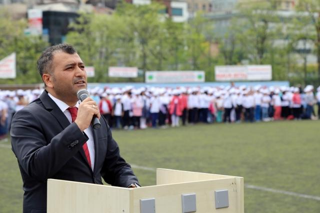 En Büyük Türk Bayragi Hüseyin Çömlek