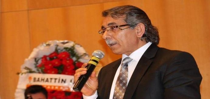 UYGAD Kurucu Genel Başkanı Mehmet Derviş Canbekli
