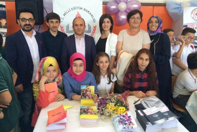 İstanbul'un Çocuk Yazarları İmza Günü Kağıthane