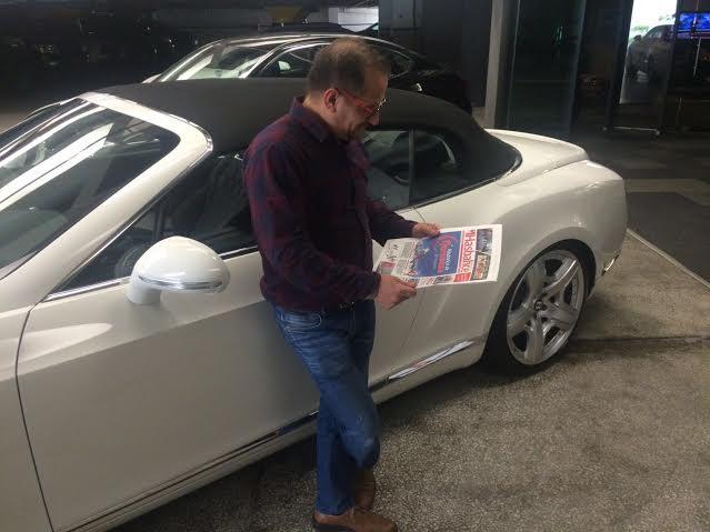 Yavuz Minsin Cabrio Tente Uzmanı