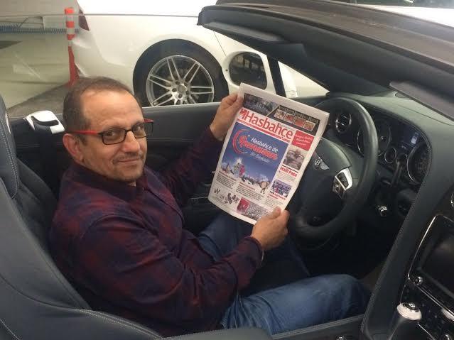 Yavuz Minsin Hasbahçe Gazetesi Röportaj