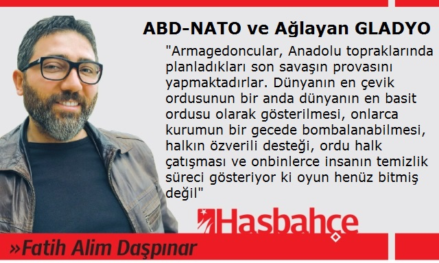 ABD-NATO ve Ağlayan GLADYO