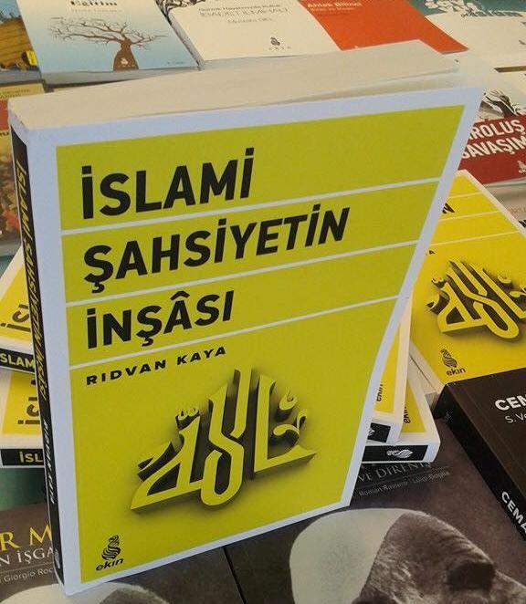 Rıdvan Kaya-İslami Şahsiyetin İnşası