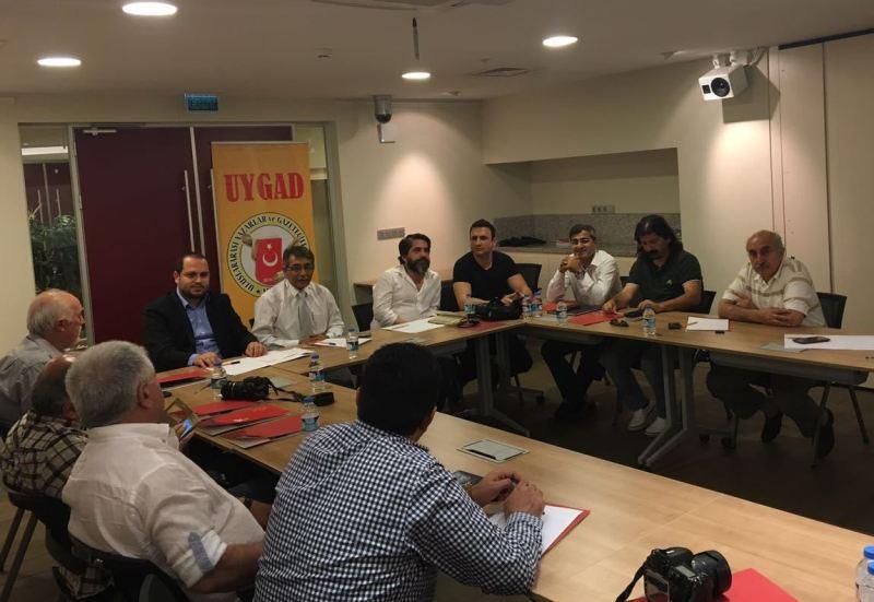 UYGAD Yönetim Kurulu Toplantı