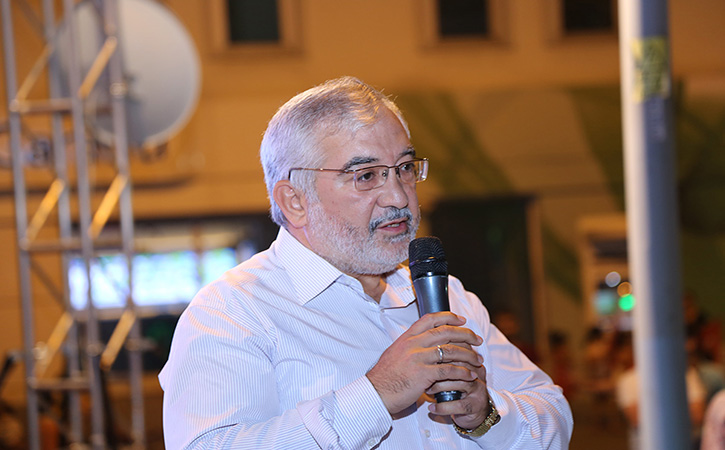 ÖNDER İmam Hatipliler Derneği Eski Başkanı İbrahim Solmaz