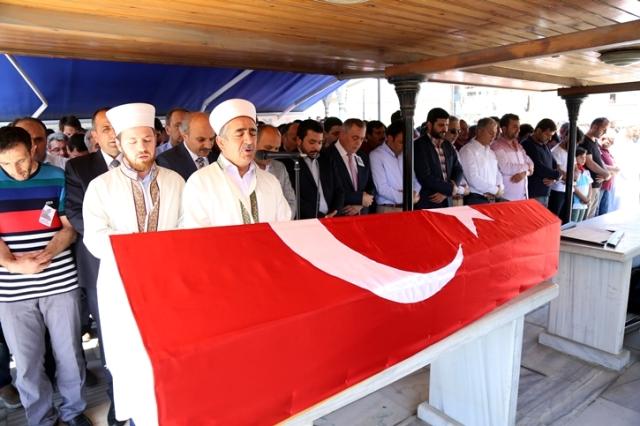 Şehit Mehmet Ali Kılıç Cenazesi