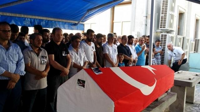 Şehit Muharrem Kerem Yıldız Cenazesi