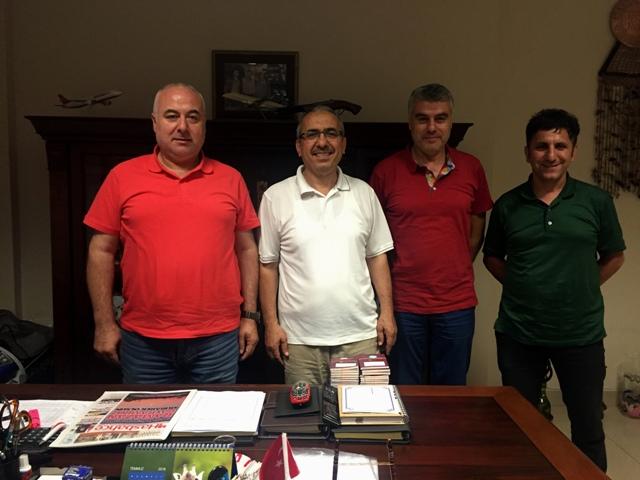 Kağıthane Spor Kulübü Yönetim Kurulu